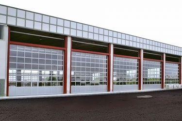 Guttomat Industry Rahmenkonstruktion